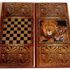 Нарды хит Лев и тигр, средние