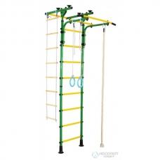 Детский спортивный комплекс «ЮНЫЙ АТЛЕТ» модель «Пол-потолок-Т»