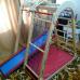 Детский напольный комплекс КАПЕЛЬКА с рукоходом 130 Plastep