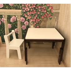 Стол МАЛЫШ, 3 положения стола 36/40/46 см.