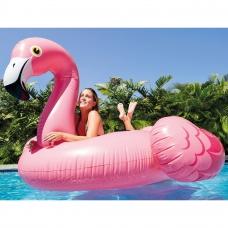 Надувной матрас-остров Фламинго XL