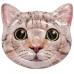 Надувной матрас Кошечка 147*135 см