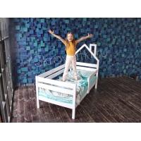 Кроватка «Софа-домик»