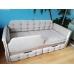 Кровать-диван для мальчиков СПОРТ с двумя ящиками (193х88)