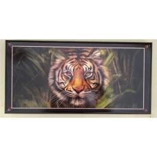 Нарды большие черные. тигр