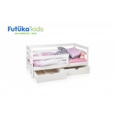 Кровать Scandi Sofa с бортиком увеличенная