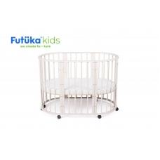 Кроватка для новорожденных трансформер Sleepy 8 в 1 с маятником
