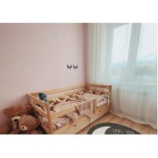 Кроватка односпальная СОФА 160x80