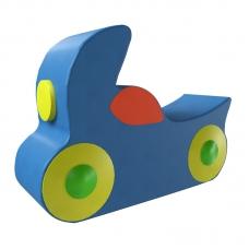 Контурная игрушка «Мотоцикл»