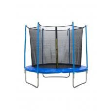 Батут  8 FT (244 см) высота защитной сетки 150 см