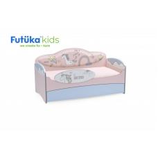 Диван-кровать для девочек Mia Unicorn