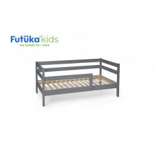 Кровать Scandi Sofa с бортиком из массива дерева