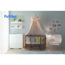 Кроватка для новорожденных трансформер Sleepy 8 в 1