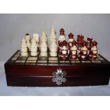Шахматы точенка Бороды