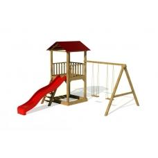 Детская игровая площадка Лето 2