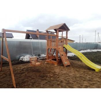 Детская игровая площадка Лето 9