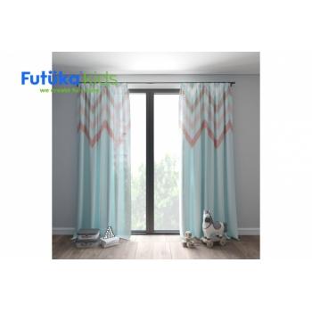 Комплект штор для детской комнаты Hippy