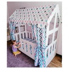 Кровать-домик Сказка