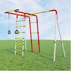 Детский спортивный комплекс для дачи ROMANA Лесная поляна - 3 NEW
