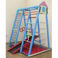 Детский напольный комплекс Избушка - 8